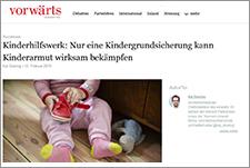 Kindergrundsicherung, verschwundene Flüchtlingskinder und YouTube-Stars – das Deutsche Kinderhilfswerk in den Medien