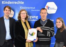 Wie steht es um die Kinderrechte in Deutschland? Große Pilotstudie veröffentlicht