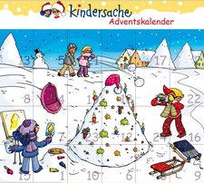 Kindersache-Adventskalender 2016
