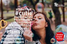 #DenkenFragenPosten – Tipps zu Kinderfotos im Netz