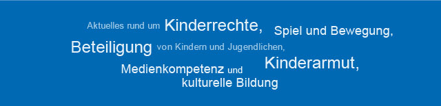 Newsletter Kinderpolitik